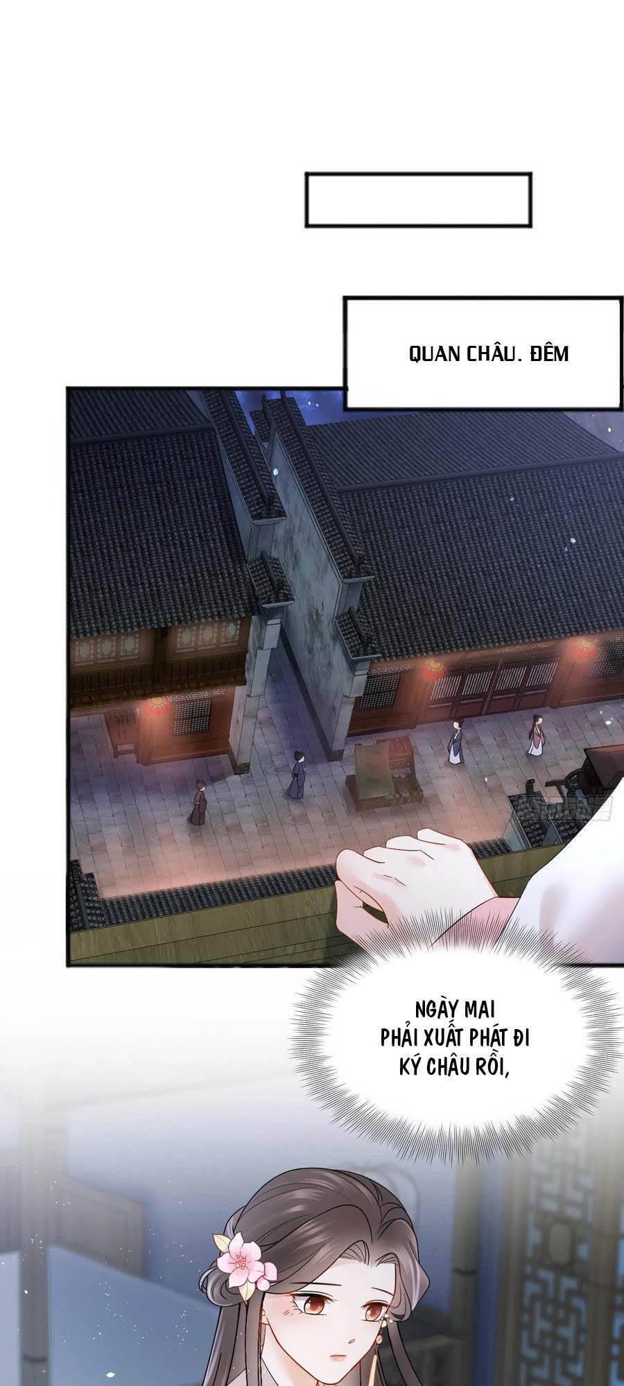 Vương Phi Thông Linh Chapter 34 - upload bởi truyensieuhay.com