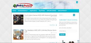 Website untuk mendownload aplikasi dan game android