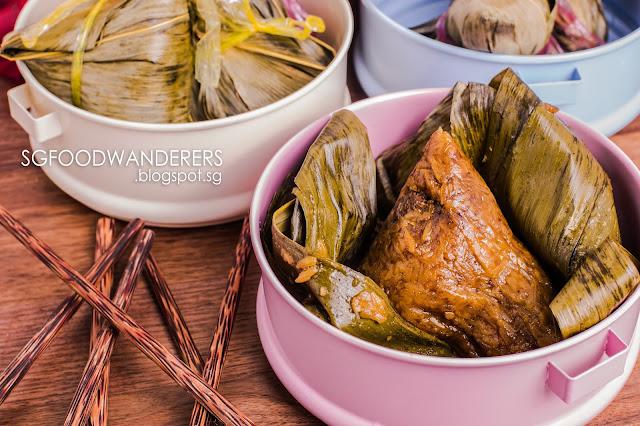 Ubin's Bak Chang: Taste of Homemade Rice Dumplings from Pulau Ubin