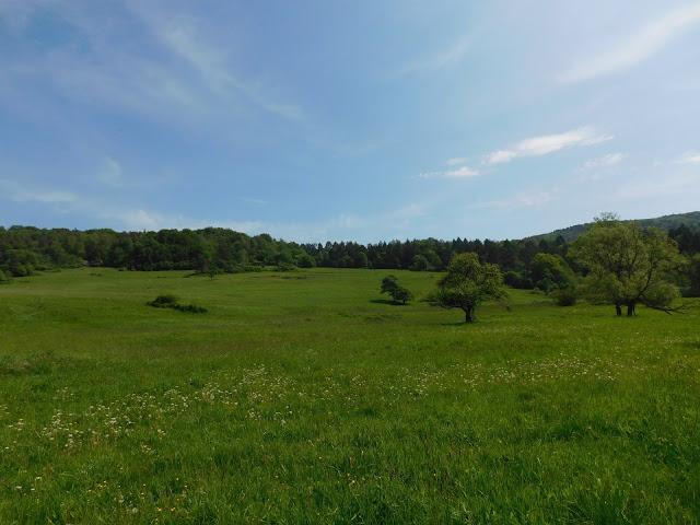 opuszczone wsie Beskidu Niskiego