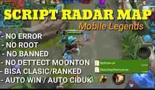 Download Script Cheat Mobile Legend