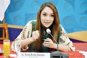 Profil Sebagai Jubir Baru Covid -19 Dr Reisa Broto Asmoro