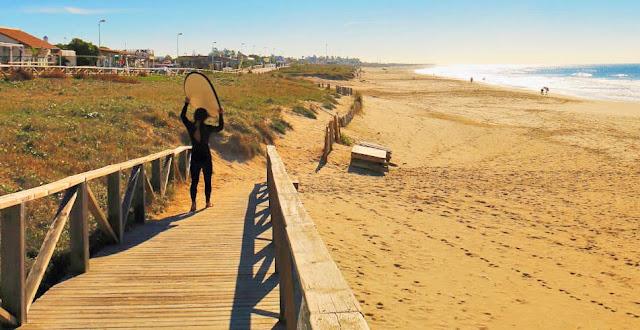 Playa de el Palmar, Cádiz
