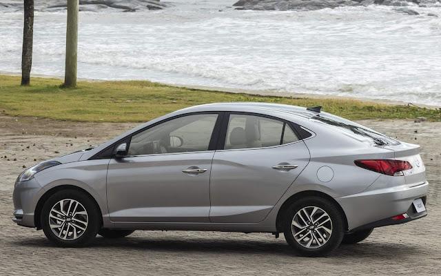 Hyundai HB20S Sedã 2020 tem desconto de até R$ 4900 em abril