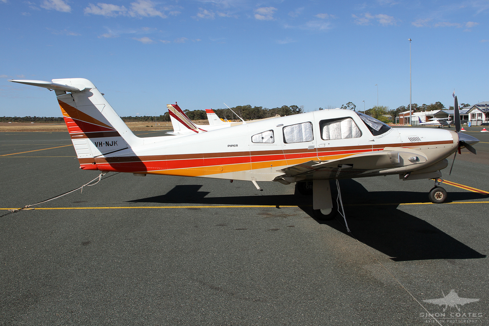 Piper PA-28RT-201T Turbo Arrow IV VH-NJK | GA Aircraft Australia