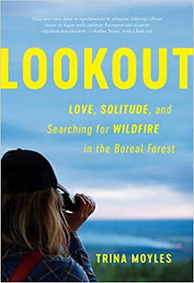 Cover of Lookout by Trina Moyles