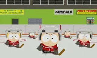 South Park Episodio 10x14 La copa de Stanley