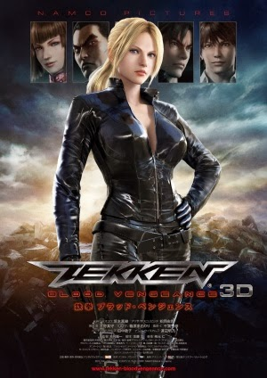 Beinggamer Tekken Blood Vengeance 3d 2011 Full English Movie Download