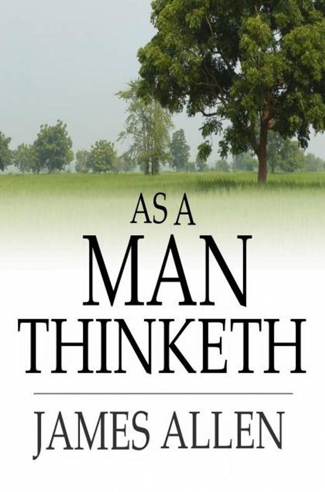 As a Man Thinketh Book Summary in Hindi