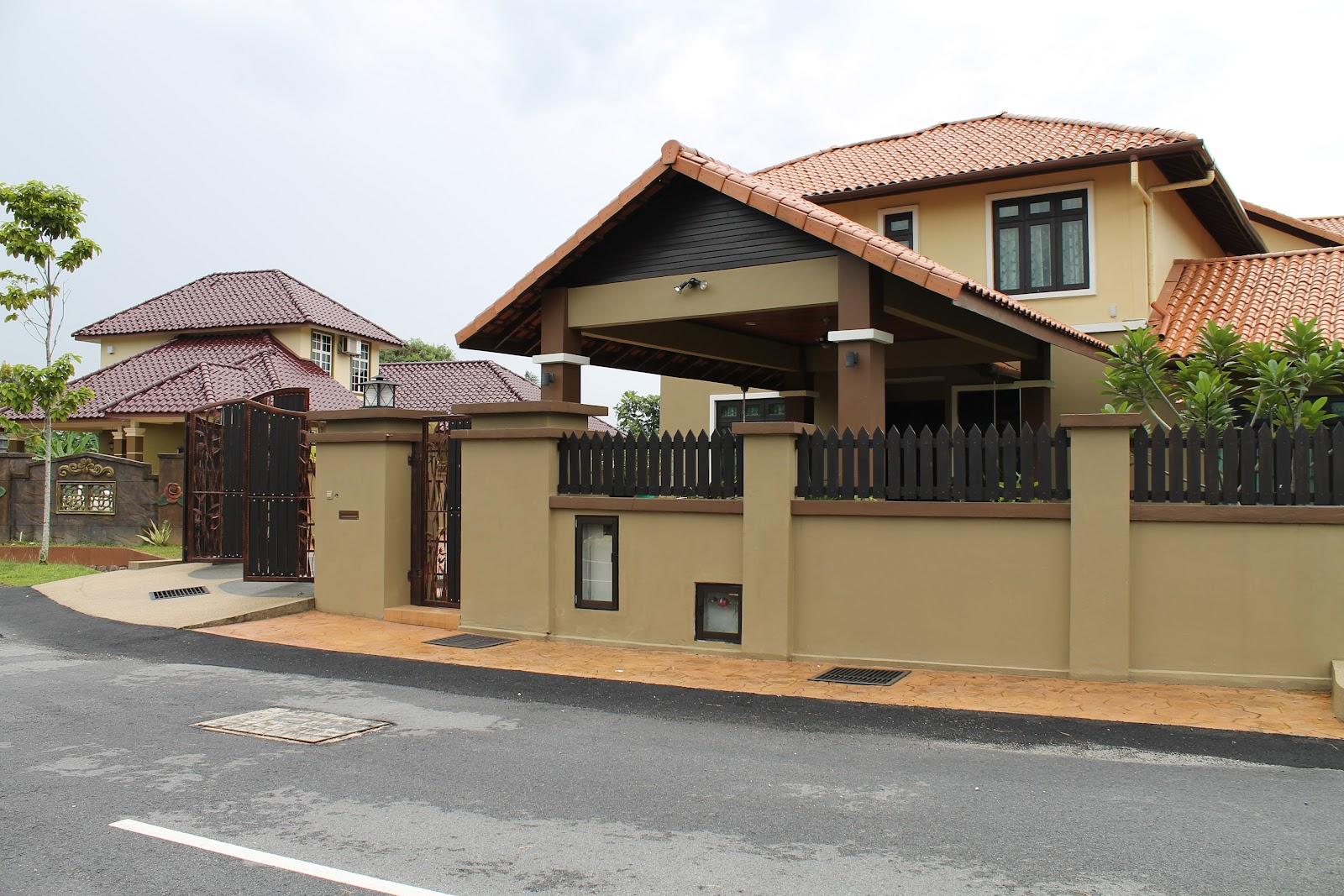 Ini K Adalah Gambar Selepas Kami Berpindah Masuk Ke Villa Nur Qaseh
