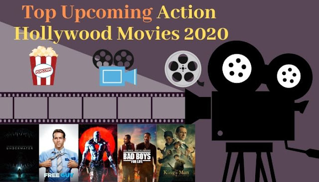 Top Upcoming Action Hollywood Movies in English Dubbed 2020