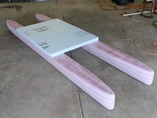 Fly Carpin Diy Standamaran Stand Up Paddleboard Plans