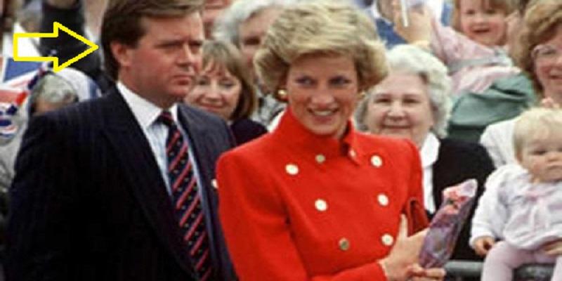 Ken Wharfe, guardaespaldas de la fallecida Pincesa Diana.