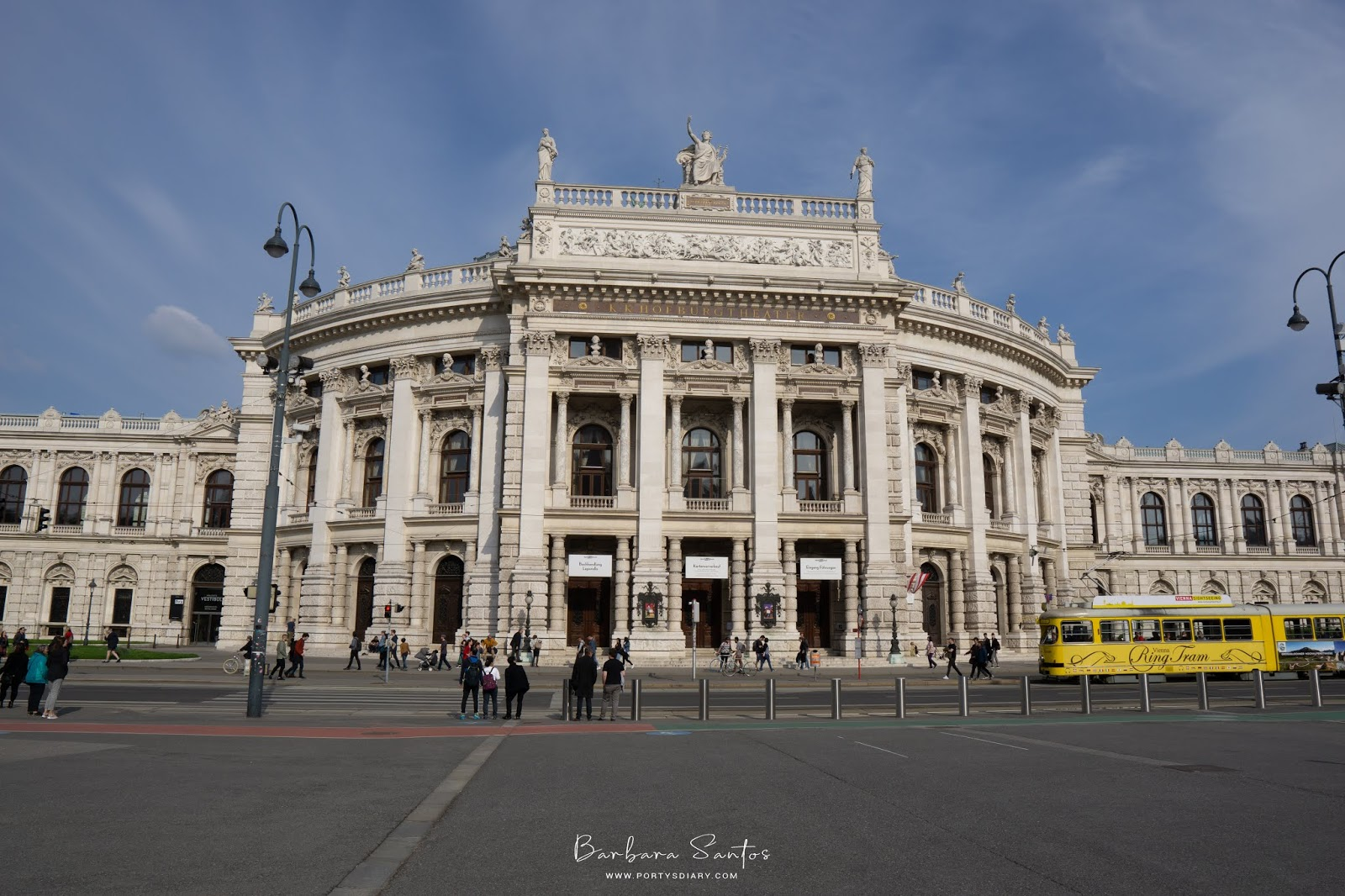 Burgtheater -  Vienna