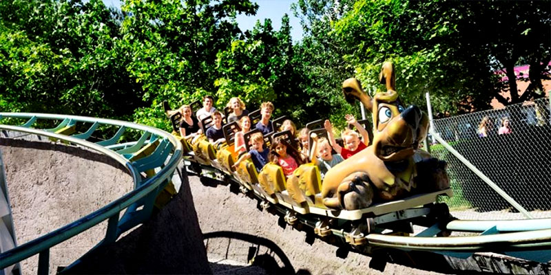 Parque de atracciones BonBon 2