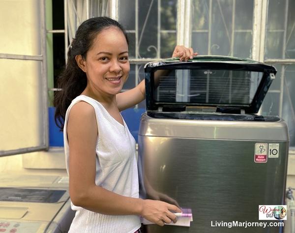 LG Top Load Fully Automatic Washing Machine