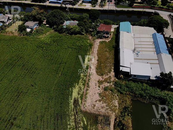 VR Global Property Company Limited ขายที่ดิน ใกล้ถนนกาญจนาฯ บางบัวทอง นนทบุรี