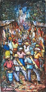 Le rara Haitien/ collection de JM