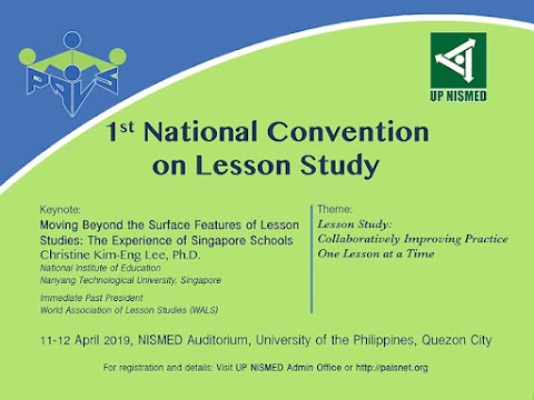 1st National Convention on Lesson Study
