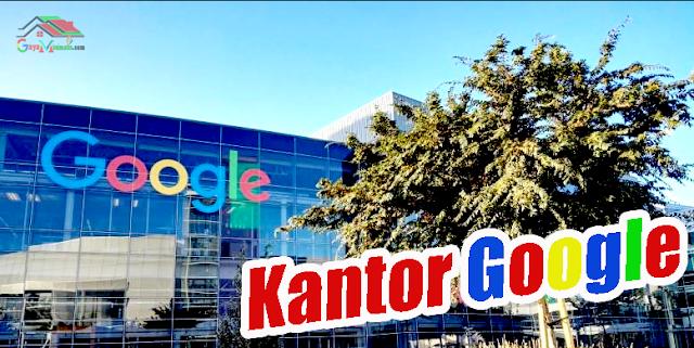 Kantor Pusat Google di California