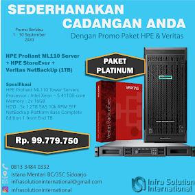 Produk Server PT. Infra Solution International