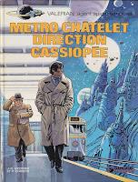 Métro Châtelet - Direction Cassiopée