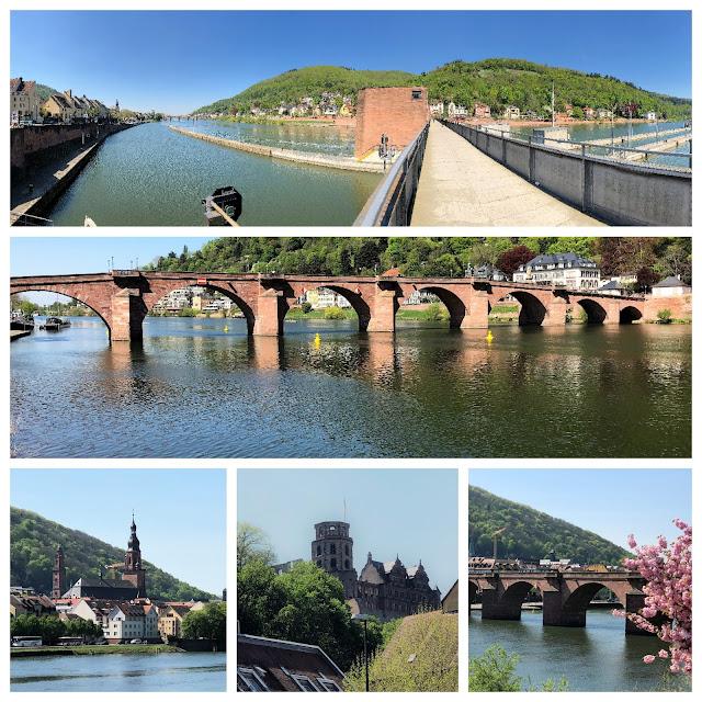 Heidelberg im Frühling - traumhaft schön