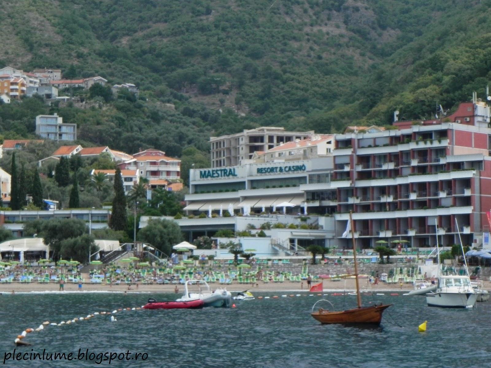 Hotel Maestral, Muntenegru