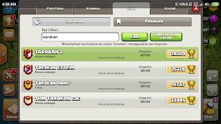 TARAKAN 2, Clan Tarakan Yang Pertama Kali Naik Level 17