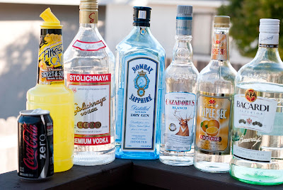 long island iced tea, cocktail, vodka, light tequila, light rum, gin, triple sec, sweet & sour mix, coke, cola, soda, diet coke