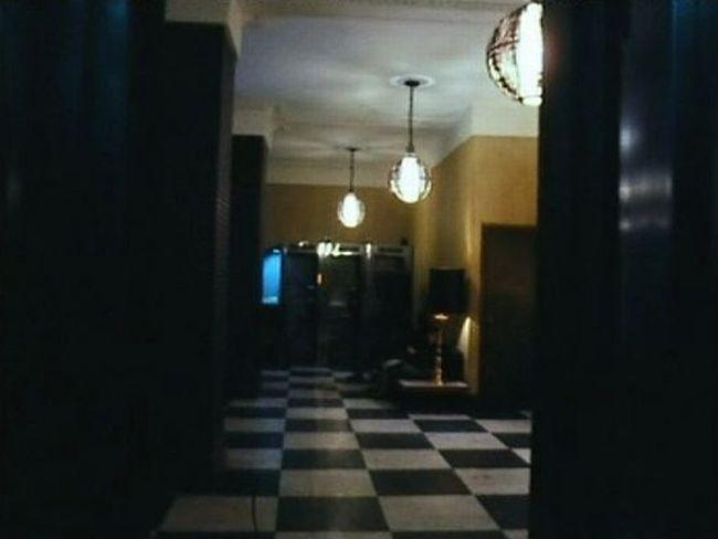 Hotel Monterey 1972