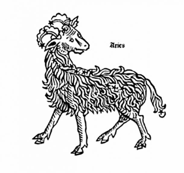 zodiac, horoscope, aries