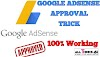 ADSENSE ACCOUNT APPROVED KAISE KARAYE - BLOG/WEBSITE