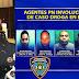 Cinco agentes DNCD que pusieron droga en peluquería son miembros de la Policía Nacional