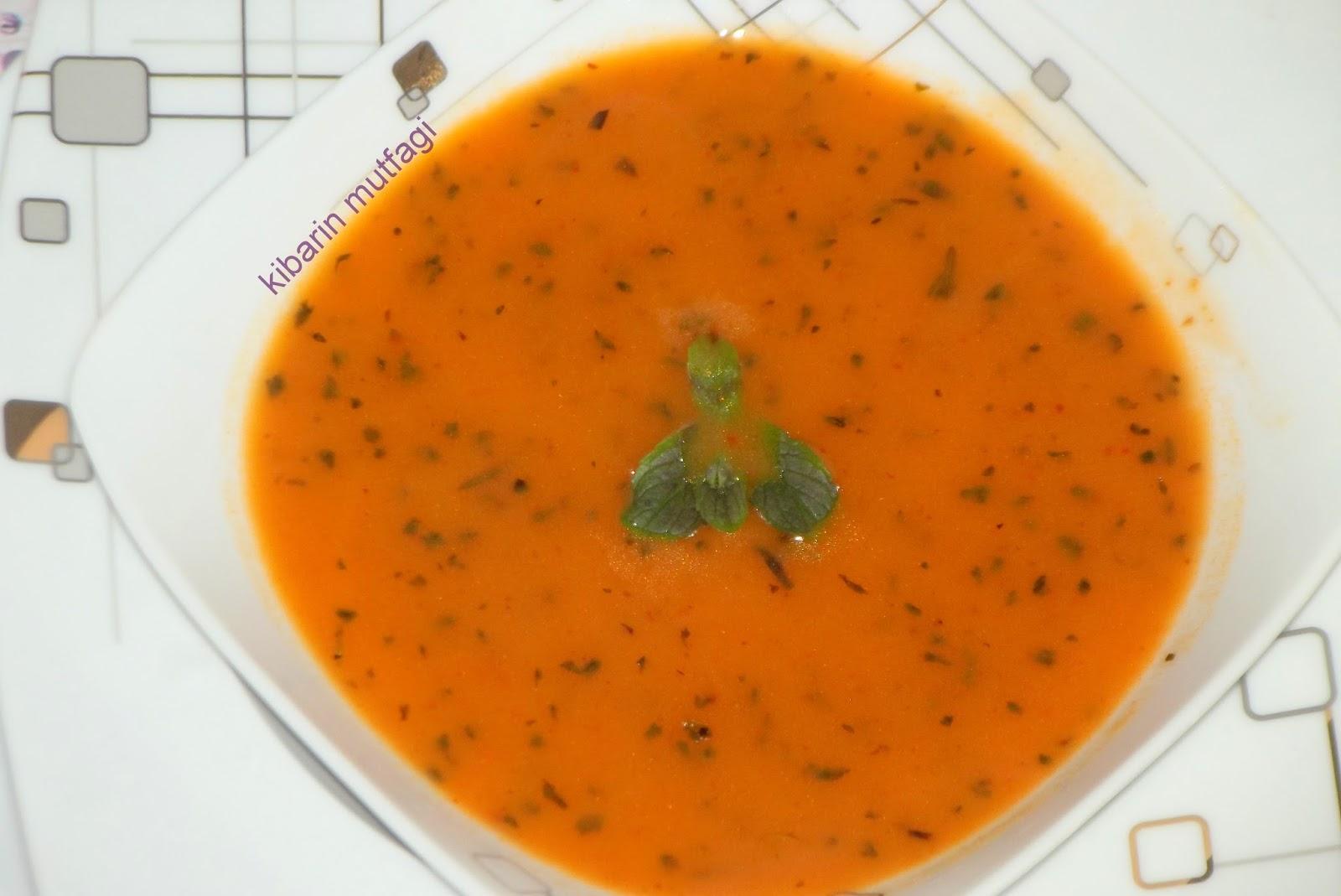 Yoğurtlu Ispanak Çorbası Tarifi – Çorba Tarifleri