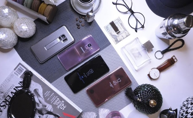 Making everyday super with the new SAMSUNG Galaxy S9 and S9+