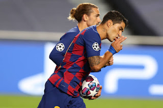 Suarez thinks he his still important to Barcelona and has no intention to leave.