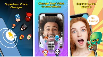 Pernah mengangkat telepon dari teman namun suaranya terdengar berbeda 10 Aplikasi Pengubah Suara, Nelpon dengan Suara Berbeda