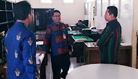 Sekda Sidak Pegawai Malas di lingkup Sekretariat Daerah Kota Bima