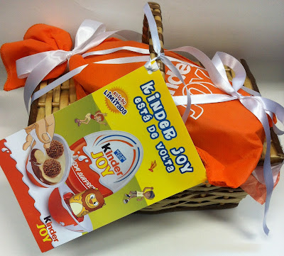 Kit Kinder Joy