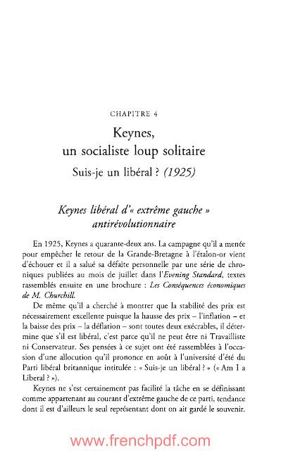 Penser tout haut l'économie avec Keynes PDF Gratuit