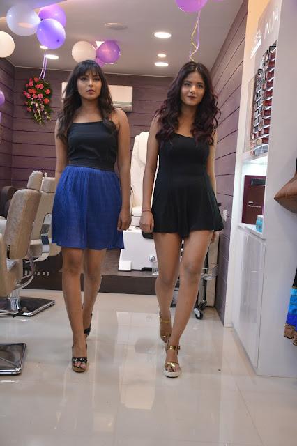 Natural Launches Family Beauty Salon @ Guntur