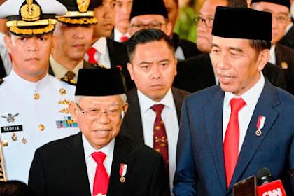 Usai Dilantik, Jokowi Ingin Pendapatan Rakyatnya Rp 27 Juta Per Bulan