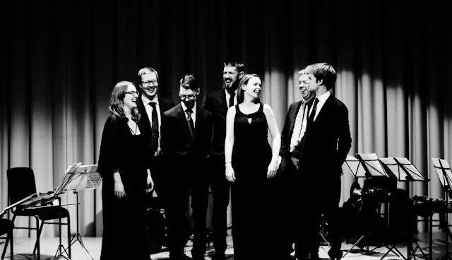 Berkeley Ensemble (Photo Louise Mather)