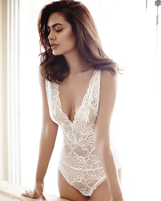 Esha Gupta's boldest photo shoot ever