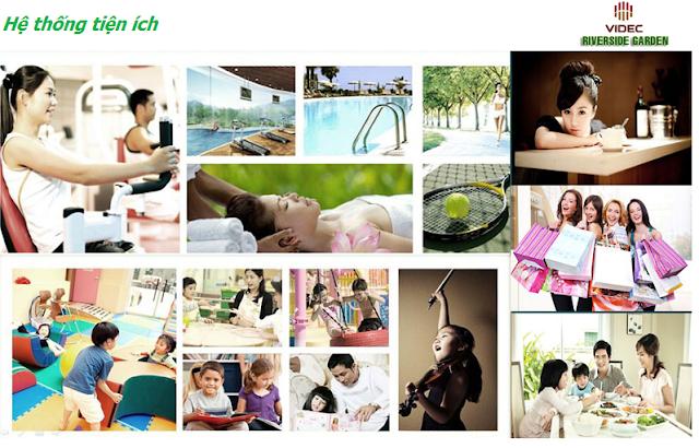 Tiện ích dự án 349 Vũ Tông Phan