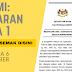 BKC Fasa 1 mula dibayar pada 6 September dan jumlah yang bakal diterima ialah sehingga RM 500