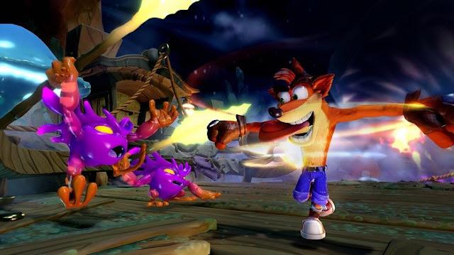Crash Bandicoot completa 20 anos e homenageamos repassando sua história.