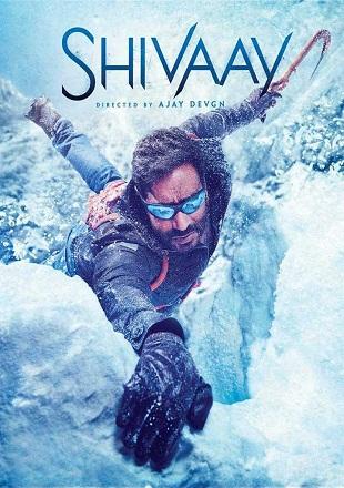 Shivaay 2016 Full Hindi Movie Download HDRip 480p 300Mb