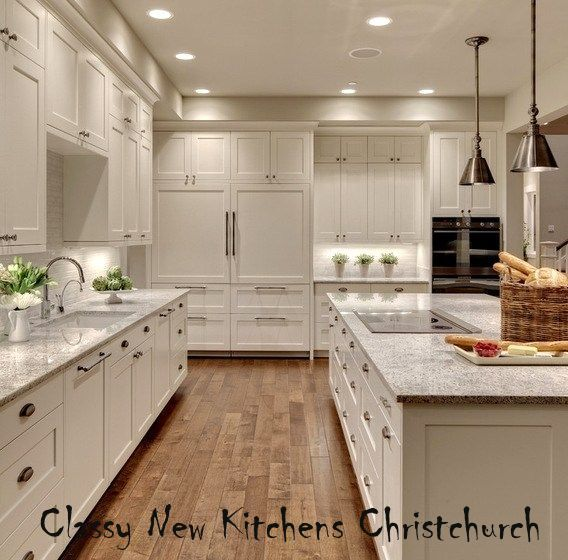 New kitchens in Christchurch